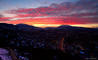 Sunset in Prizren